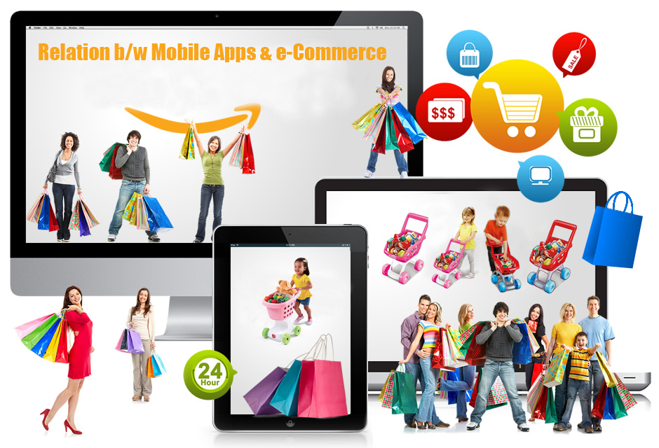 E-commerce web & App Development